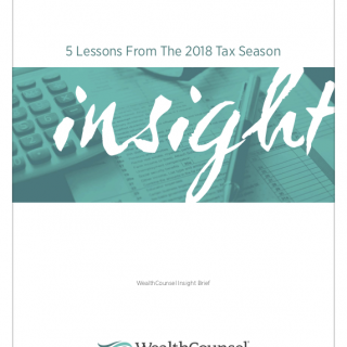 5 Lessons From 2018 Tax Season Thumbnail